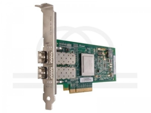 Kontroler HP Qlogic AJ764A (82Q) 8Gb PCI-E Dual Port FC Host Adapter